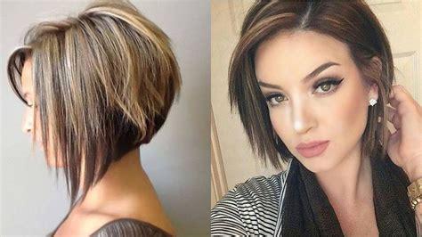 cortes de pelo modernos cabello corto estilo bob y pixie corte de cabello mujer estilo bob tendencias doovi
