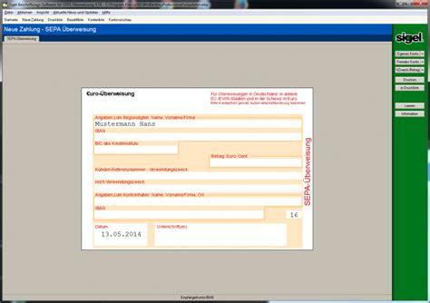 bank software kostenlos beschriftungssoftware f 252 r bankformulare freeware de