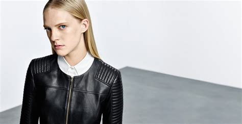 Fashion Environs Models Smooth Leather Hugo Leather Jackets A True Eye Catcher