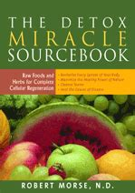 The Detox Miracle Sourcebook Australia by Kalindi Press
