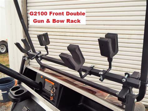 g2100 club car sure grip gun racks