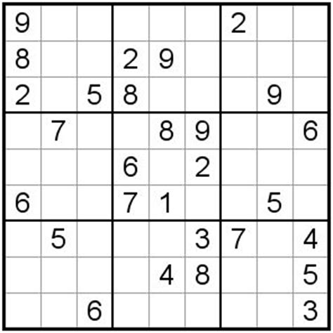 sudoku printable version 9 best images about sudoku i m up to medium puzzles now
