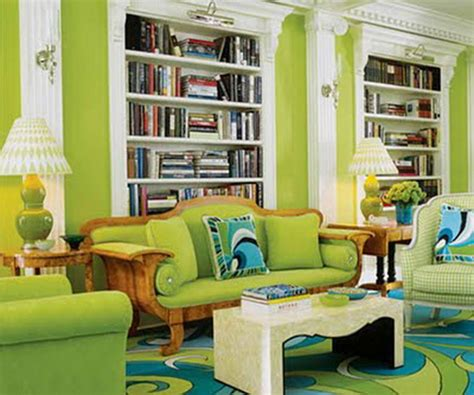 home decor green lime green library walls paint and murals home decor report