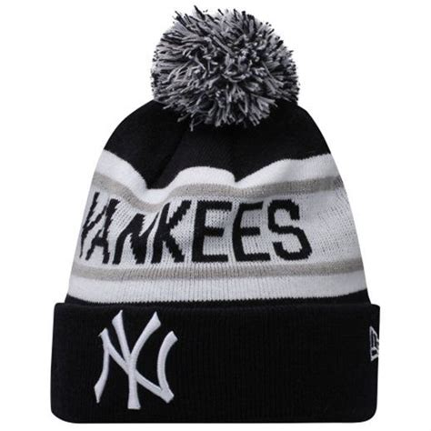 yankees knit hat new york yankees navy blue beanie knit hat yankees mlb