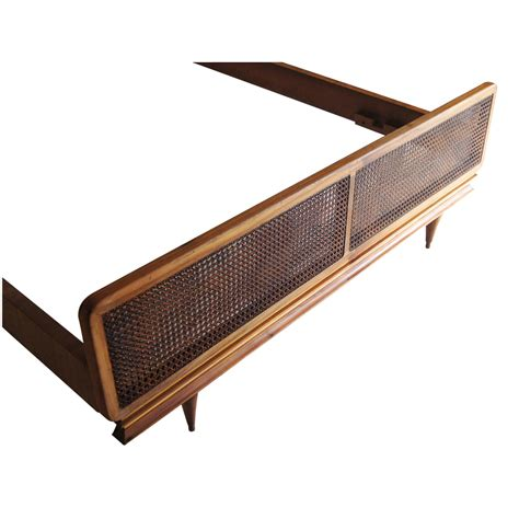 cane bed frame welcome to metro retro