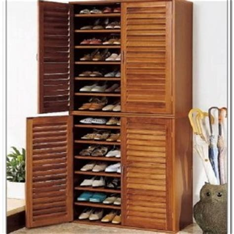 Cherry Shoe Cabinet by Modern Bedroom With Wooden Cherry Shoe Storage Cabinet