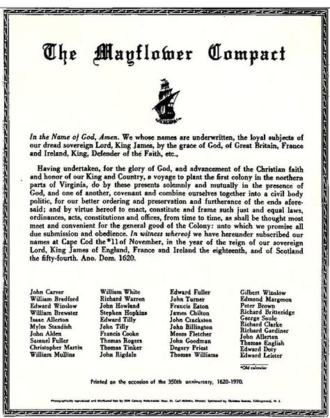 Mayflower Compact Essay by Best 25 Mayflower Compact Ideas On