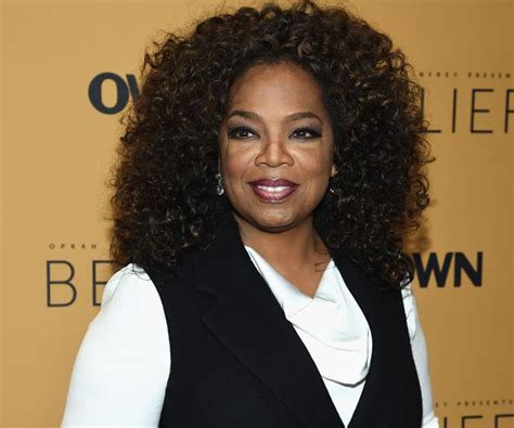 Oprah Lost A Baby At 14 by Oprah Winfrey Reveals The Name Of The Baby She Lost At Age