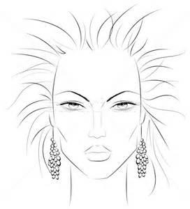 uo forever templates blank makeup forever charts makeup vidalondon