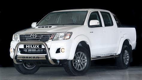 Toyota Hilux 2014 Toyota Hilux Gets The Dakar 2014 Treatment