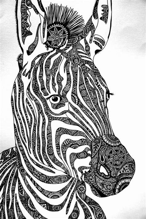 zentangle zebra pattern pin by robochase6000 on random pinterest zebras