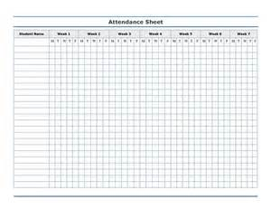 weekly attendance sheet template pi 249 di 25 fantastiche idee su attendance sheet template su