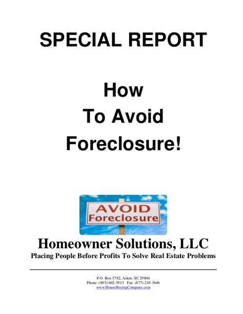 how to house a fast how to avoid foreclosure sell house fast columbia sc sell house f