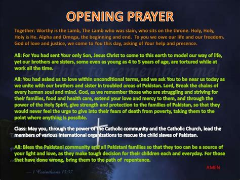 Attractive Opening Prayers For Church Services #1: Prayer-service-reflection-3-728.jpg?cb=1305519334