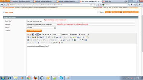 magento custom layout update static block free updates for all how to add create static block in