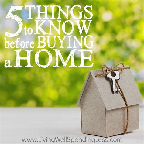 things to know before buying a house 5 things to know before buying a home square 3 living