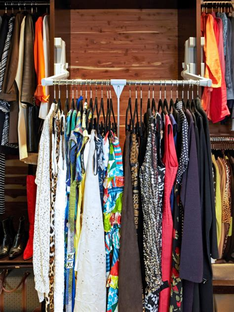 The Clothing Closet by Closet Storage Ideas Decorating And Design Ideas For