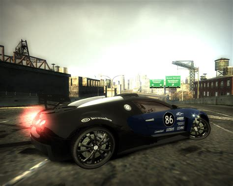 need for speed most wanted bugatti veyron need for speed most wanted bugatti veyron fully tunable