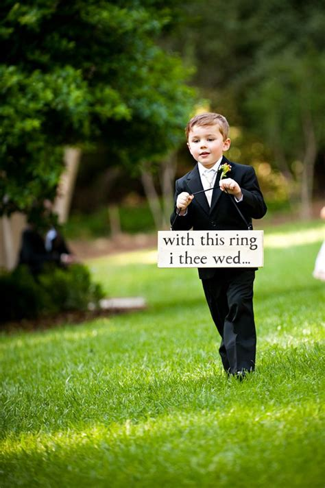17 best images about wedding ring bearer page boy on