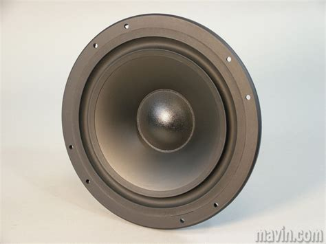 infinity replacement speakers replacement woofer for infinity 8 ohm wide flange 8 inch