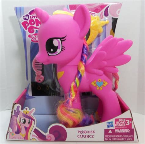 8 inch figure accessories my pony princess cadance 8 inch figure