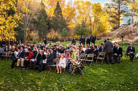 Wedding Colorado by Outdoor Weddings In Colorado At Mt Princeton Springs