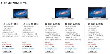 Macbook Pro Singapore macbook pro gets cpu and gpu refresh hardwarezone sg