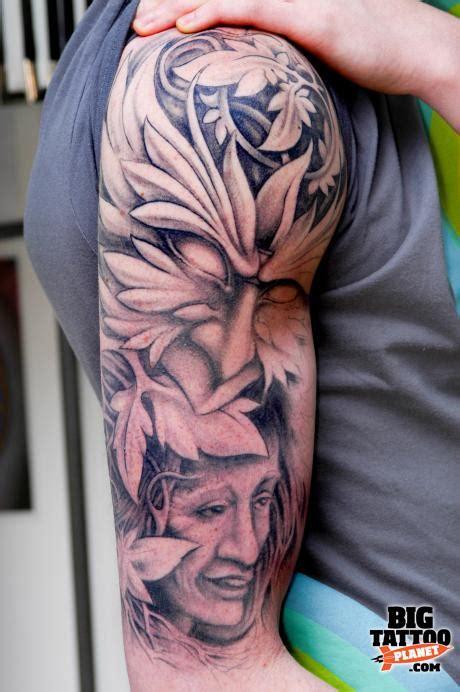 woody tattoo studio jakarta woody black and grey tattoo big tattoo planet