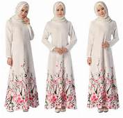 Classical Blossom Jubah For Women End 4/21/2017 1215 AM