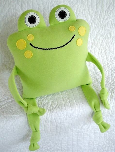 Frog Pillow by Sew Baby Precious Patterns Monkey Sheep And Frog Pillows