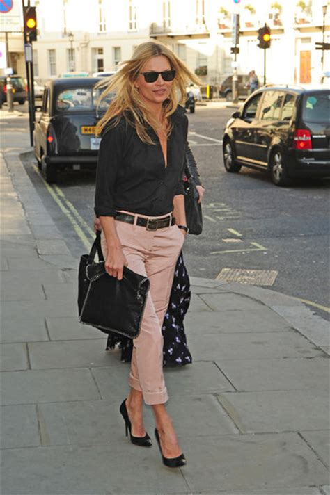 Unlike Kate Moss Is A Real Stylist by Kate Moss Photos Photos Kate Moss At The Hix Restaurant