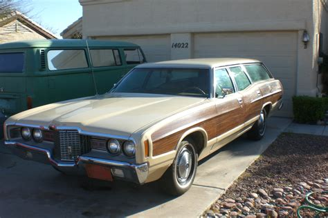 blue station wagon 1972 ford country squire station wagon pictures to pin on