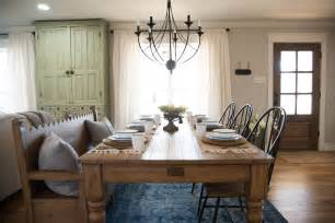 at home joanna gaines joanna gaines dining room lighting room design ideas