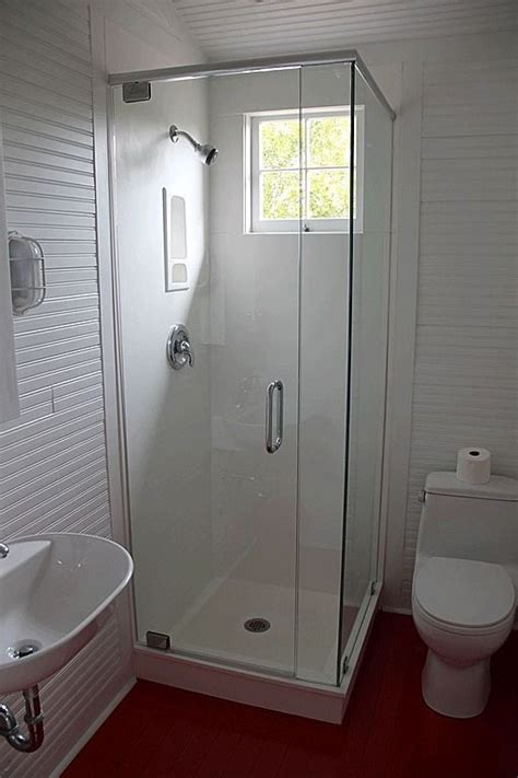 small standing shower 25 best ideas about small cottage bathrooms on small cottage plans small home