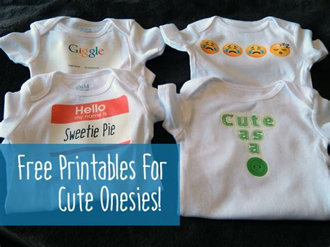 how to make printable iron on transfers free printable iron ons for onesies 15 minute cheapskate