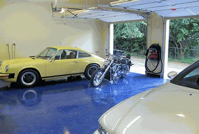 Car Guy Garage: Floor Cleaning Solution For Epoxy Flooring