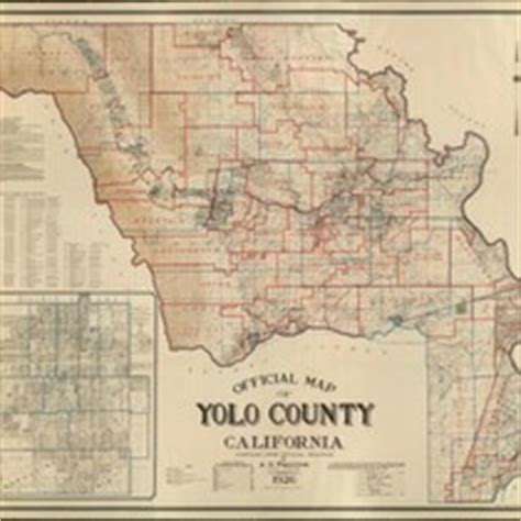 Yolo County Records Calisphere Collections A Z