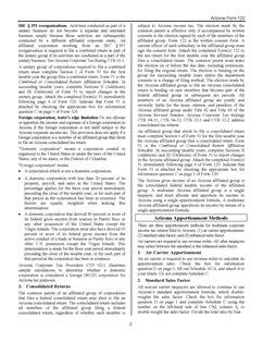 irc section 6621 form 120 inst fillable arizona corporation income tax