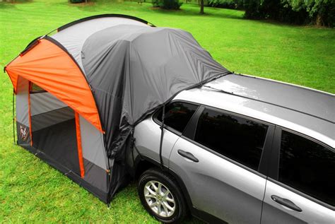 Cer Awning Tent by Truck Suv Tents Awnings Sun Shades Screen Rooms Air Mattresses