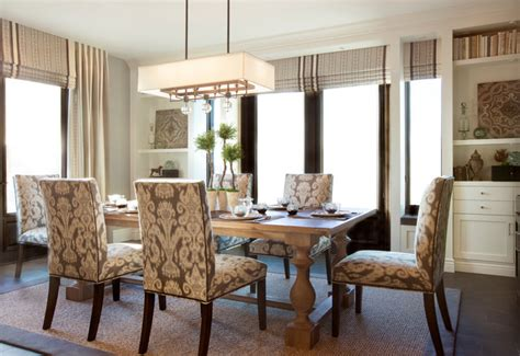 transitional dining room ideas dining room robeson design transitional dining room