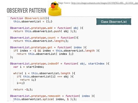 design pattern observer javascript observer pattern in javascript driverlayer search engine