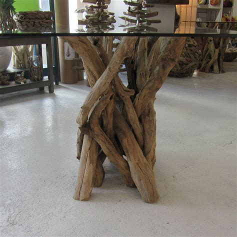 Driftwood Dining Table To Seat Four By Karen Miller Driftwood Dining Table