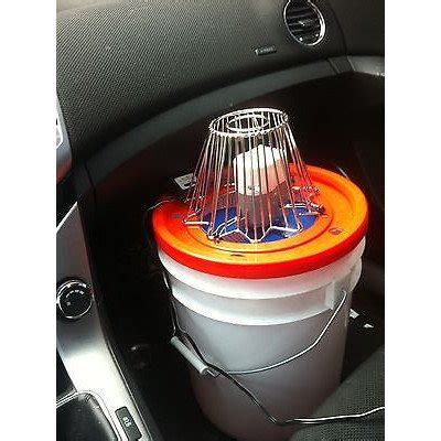 portable bucket  car auto cooler air conditioner