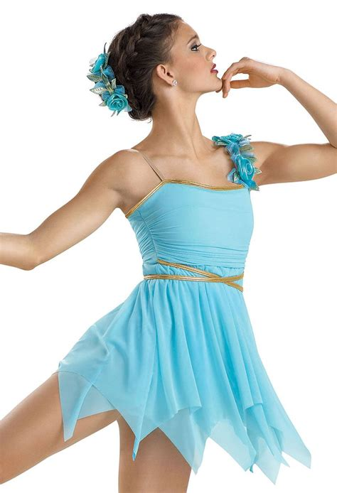 light blue dance costumes the gallery for gt lyrical dance costumes blue