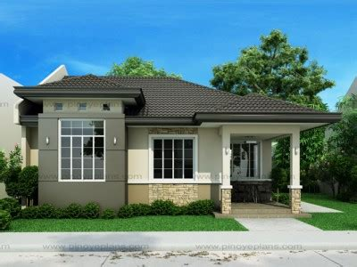 Small Bungalow Houses by Small House Designs Pinoy Eplans Modern House Designs