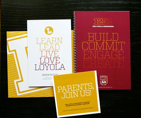 themes for college orientation college orientation mailer on behance