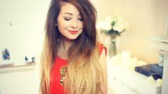 hairstyles for long hair zoella 1000 images about long hairstyles on pinterest zoella