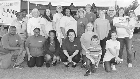 comfort care hospice alabama 15 teams relay team photos the andalusia star news