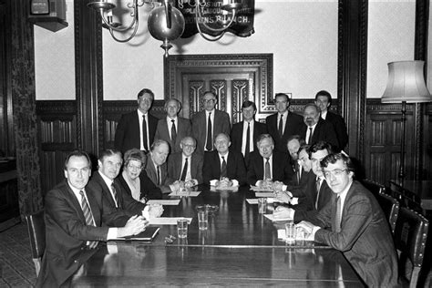 Shadow Cabinet Uk by Shadow Cabinet Of Tony Blair
