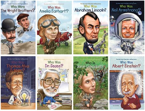biography stories list who was series history books as low as 2 49 each